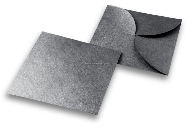 Pochette-style envelopes - Dark Grey