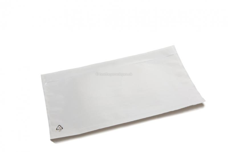 Packing list envelopes blank - DL
