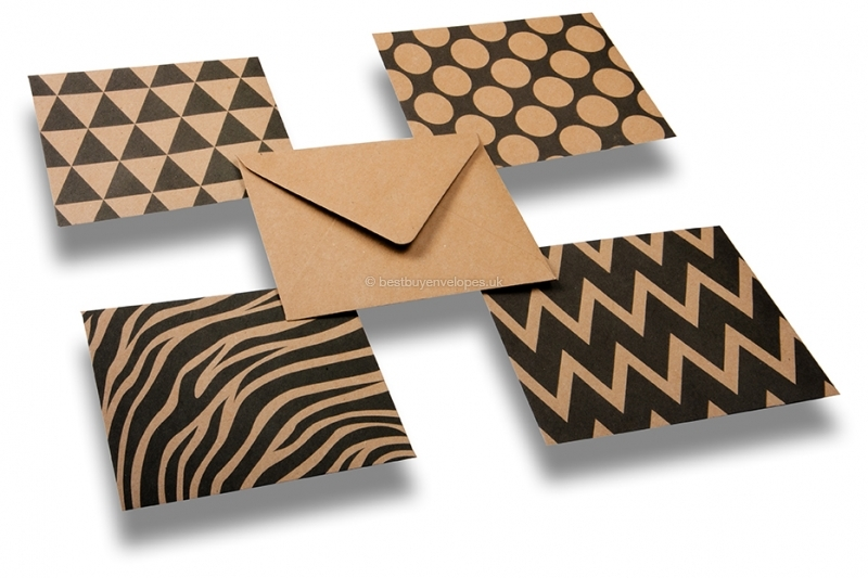 decorative kraft envelopes - Decorative Envelopes