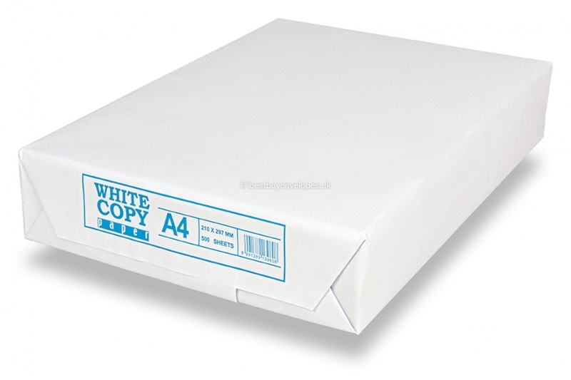 Order A4 Extra White Photocopier Paper Online